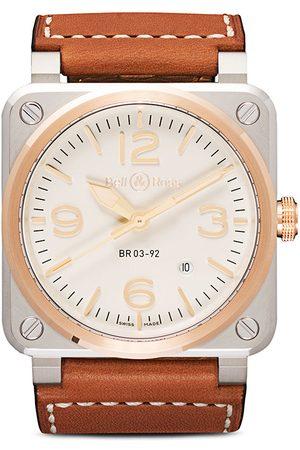 Bell & Ross Herren Uhren - BR03-92 Steel and Rose , 42mm