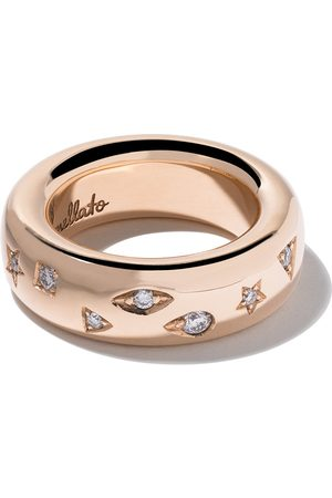 Pomellato 18kt 'Iconica' Ring mit Diamanten - ROSE