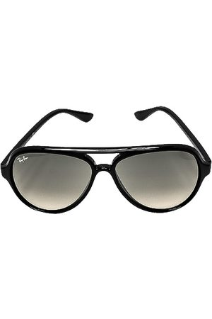 Herren Ray-Ban Brille Cats 5000 0RB4125/601/32/2N/59