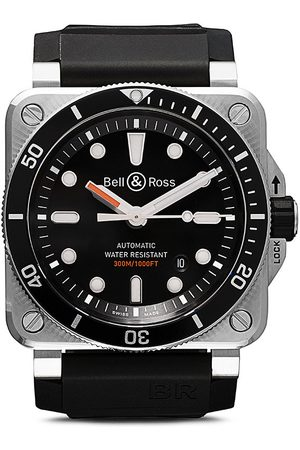 Bell & Ross BR 03-92 Diver 42mm - Black B Black