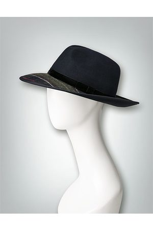Damen Hüte - Barbour Damen Hut ThornhillFedora navy LHA0337NY11