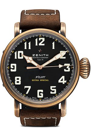 Zenith Pilot Type 20 Extra Special 45mm - C753 Black B Brown Oily