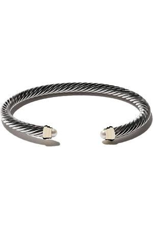 David Yurman Cable' Armspange aus Sterlingsilber - S4bpe