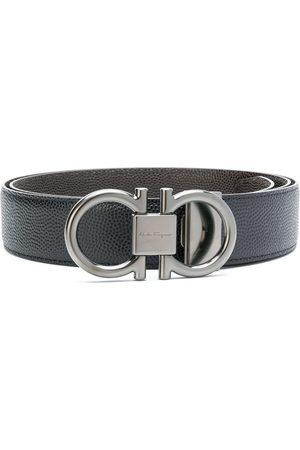 Salvatore Ferragamo Herren Gürtel - Double Gancio buckle belt