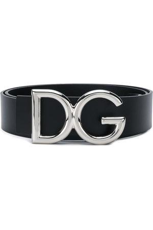Dolce & Gabbana Gürtel mit Logo-Schnalle
