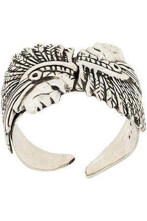 Gas Bijoux Santa Fe' Ring - Metallisch