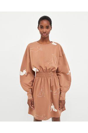 Zara kleider frauen