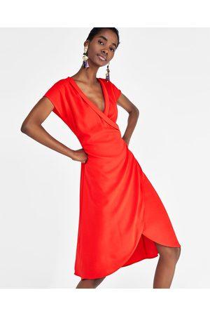 Zara Asymmetrische Kleider für Damen Online Kaufen | FASHIOLA.at ...