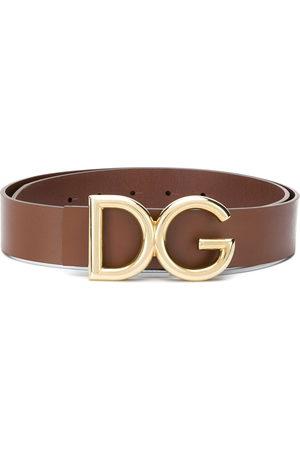 Dolce & Gabbana Gürtel mit Logo