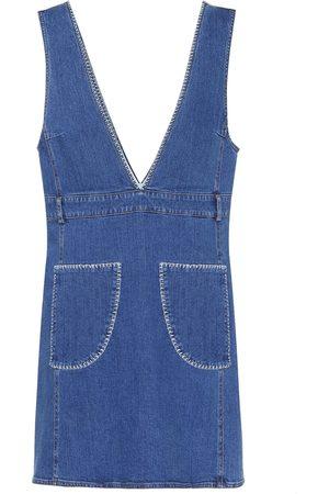 Chloé Damen Freizeitkleider - Jeanskleid