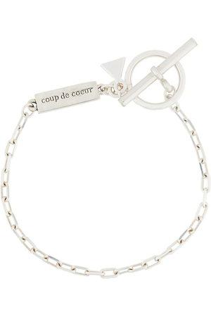 Coup De Coeur Armbänder - Armband mit T-Verschluss