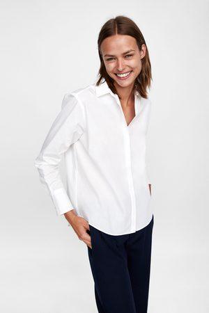 Zara CASUAL-FIT-HEMD