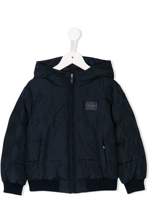 Dolce & Gabbana Jungen Winterjacken - Padded bomber jacket