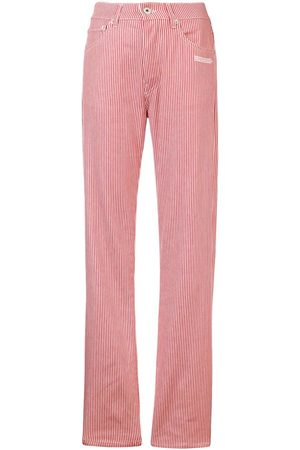 OFF-WHITE Gestreifte Jeans