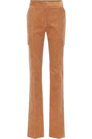Stella McCartney Kordhose aus Baumwolle