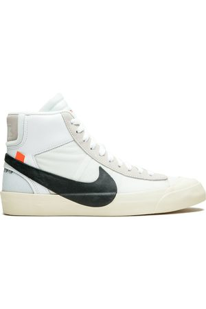 OFF-WHITE Nike x 'The 10: Blazer' High-Top-Sneakers