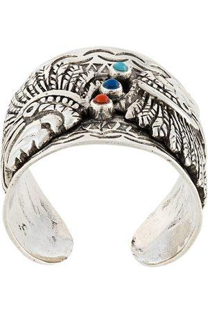 Gas Bijoux Cancun Santafe' Ring - Metallisch