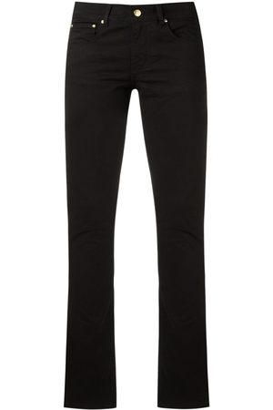 AMAPÔ Halbhohe Skinny-Jeans