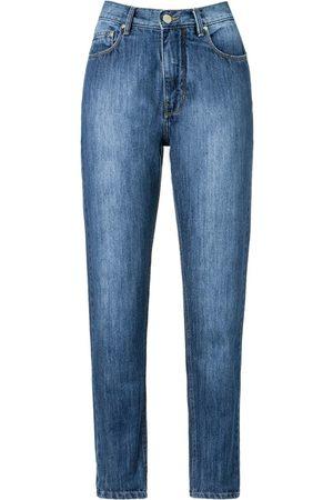 AMAPÔ Jeans mit geradem Bein
