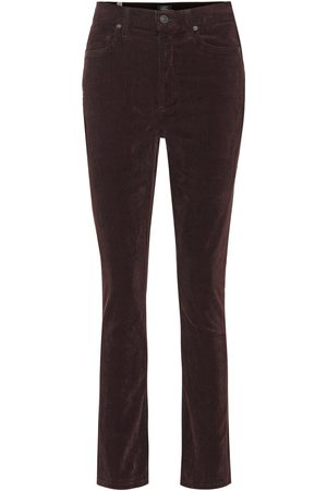 Citizens of Humanity High-Rise Cordhose Olivia