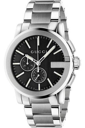 Gucci G-Chrono Armbanduhr, 44 mm - Metallisch