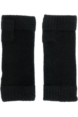 N.PEAL Fingerlose Handschuhe