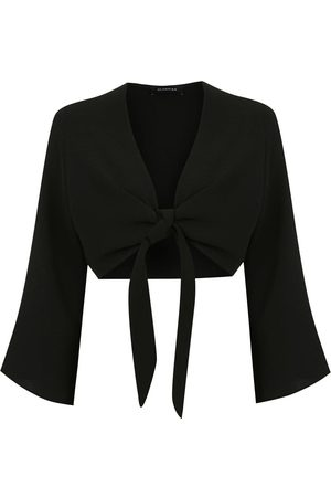 Olympiah Lucca' Cropped-Bluse