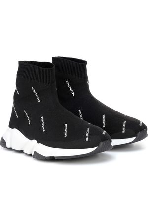 Balenciaga Kids Sneakers Speed