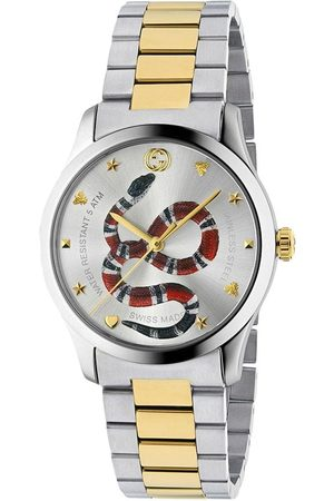 Gucci G-Timeless' Armbanduhr - Metallisch