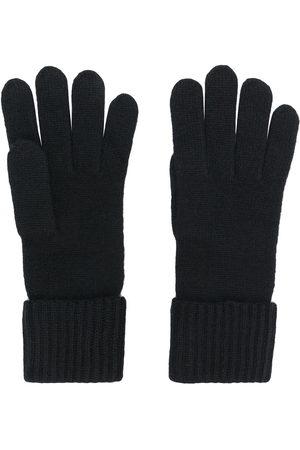 N.PEAL Gerippte Handschuhe