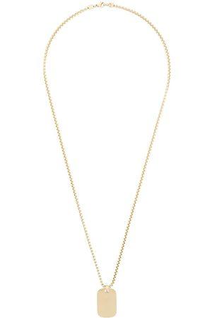 NORTHSKULL Halskette mit Erkennungsmarke - Metallisch