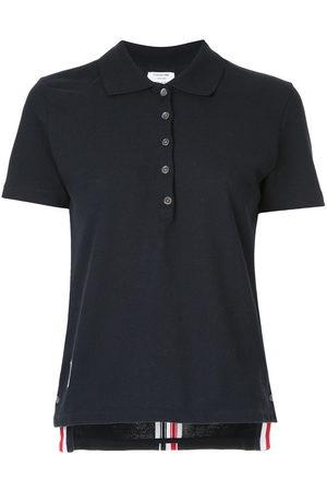 Thom Browne Poloshirt mit Streifen