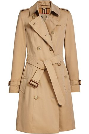 Burberry The Chelsea Heritage Trench Coat - Nude