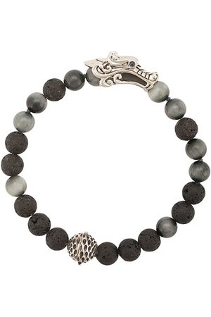 John Hardy Legends Naga' Armband mit Saphiren