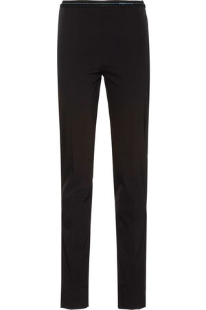Prada Technical fabric trousers - Unavailable