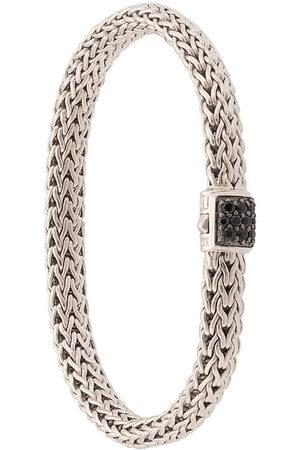 John Hardy Classic Chain' Armband mit Saphiren