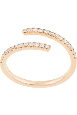Alinka 18kt rose ECLIPSE diamond ring