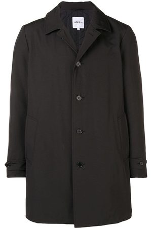 Aspesi Loose fit buttoned coat