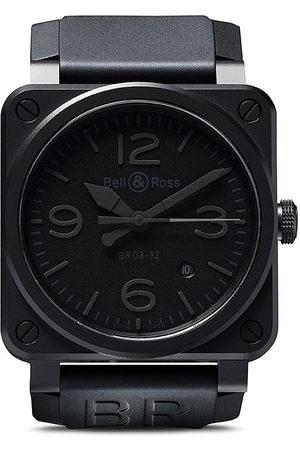 Bell & Ross BR 03-92 Phantom Ceramic 42mm - Black B Black