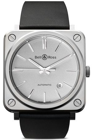 Bell & Ross BR S-92' Armbanduhr, 39mm - Black And Grey
