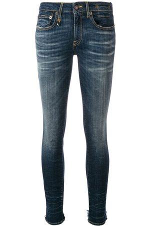R13 Klassische Skinny-Jeans