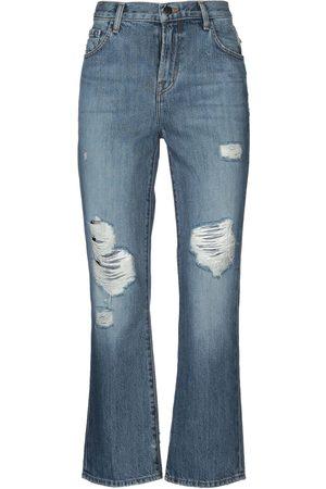 J Brand Damen Slim - DENIM - Jeanshosen - on YOOX.com