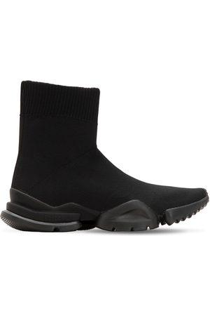 Reebok Damen Sneakers - Sneakers Aus Sockenstrick