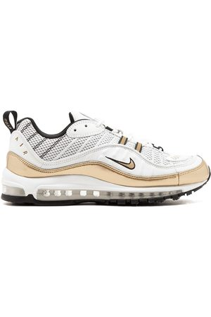 Nike Herren Sneakers - Air Max 98 UK sneakers - Summit White//Metallic
