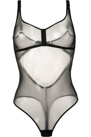 MYLA Semi-transparenter Body