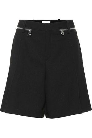 Chloé Shorts aus Wolle