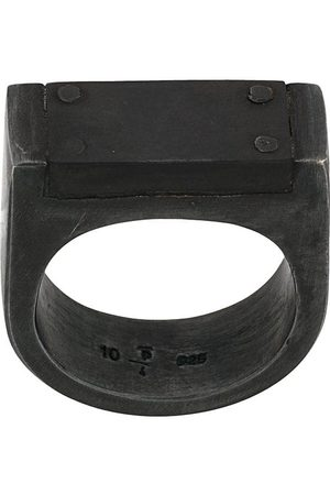 PARTS OF FOUR Plate' Ring