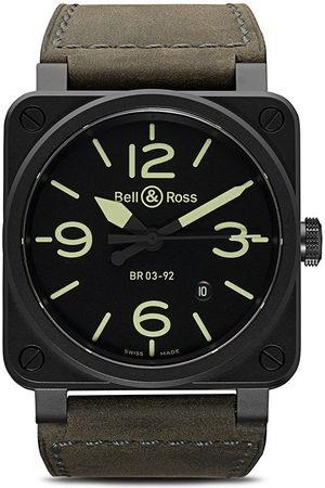 Bell & Ross BR 03-92 Nightlum 42mm' Armbanduhr - Black And Green
