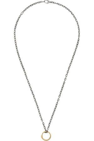 Gucci Halskette mit Schlangenring - 8170