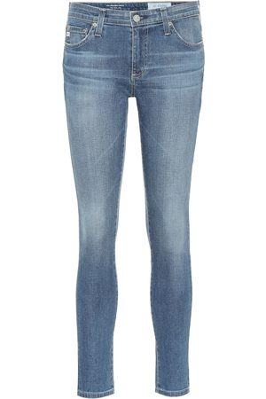 AG Jeans Damen Skinny - Skinny Jeans The Legging